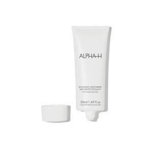 Balancing Moisturizer & Gentle Exfoliant ALPHA-H VIVE Huidtherapie Beste nachtcreme voor acne
