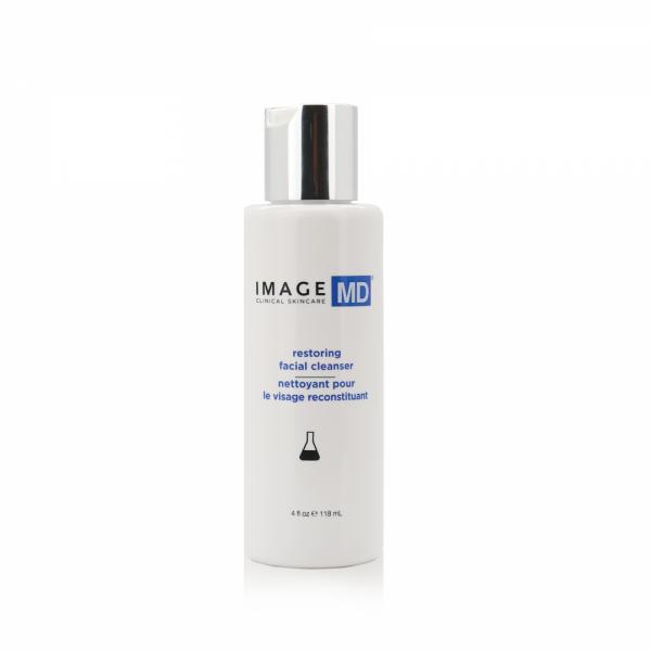 IMAGE Skincare MD Restoring Facial Cleanser VIVE huidtherapie, acne verminderen, pigment verminderen, rimpels verminderen