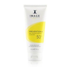 Prevention Daily Ultimate Moisturizer SPF 50 IMAGE Skincare VIVE Huidtherapie | dagcreme droge huid