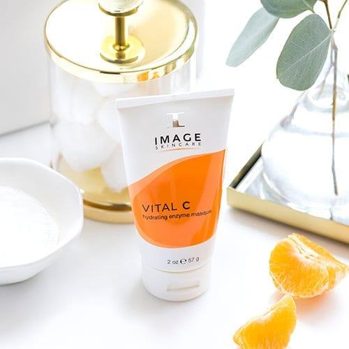 VITAL C Hydrating Enzym Masque IMAGE Skincare | VIVE Huidtherapie
