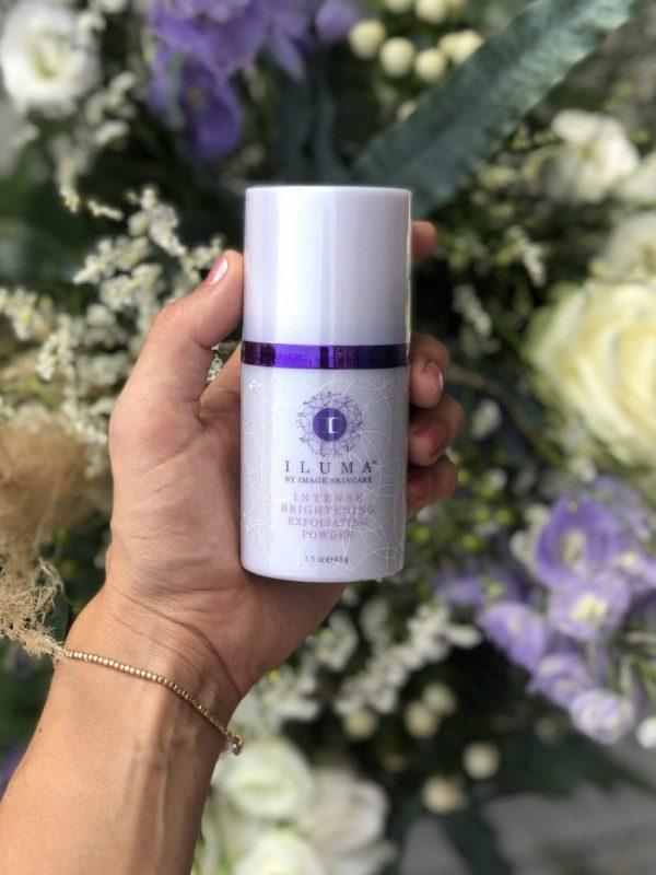 ILUMA Intense Brightening Powder IMAGE Skincare VIVE Huidtherapie enzymatische exfoliant