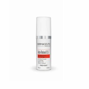 Dermaceutic Active retinol 0.5 Retinol nachtcreme voor het verminderen van rimpels en acne littekens