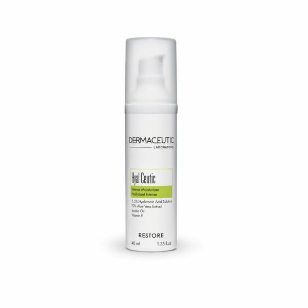 Dermaceutic Hyal Ceutic hyaluronzuur creme moisturizer voor de vochtarme huid