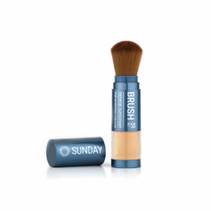 Sunday Brush SPF poeder kwast SPF 50