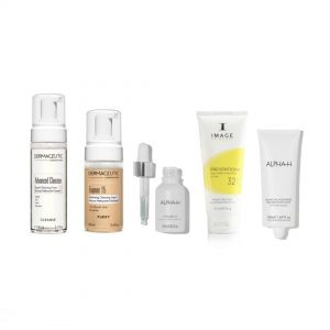 ACNE verminderen - ervaren - normaal tot vette huid (set) beste producten om acne te verminderen