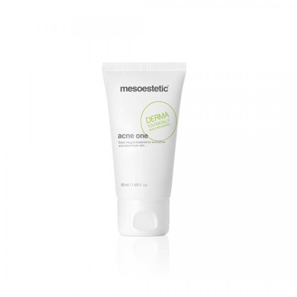 Acne one mesoestetic VIVE Huidtherapie beste nachtcreme voor acne met salicylzuur