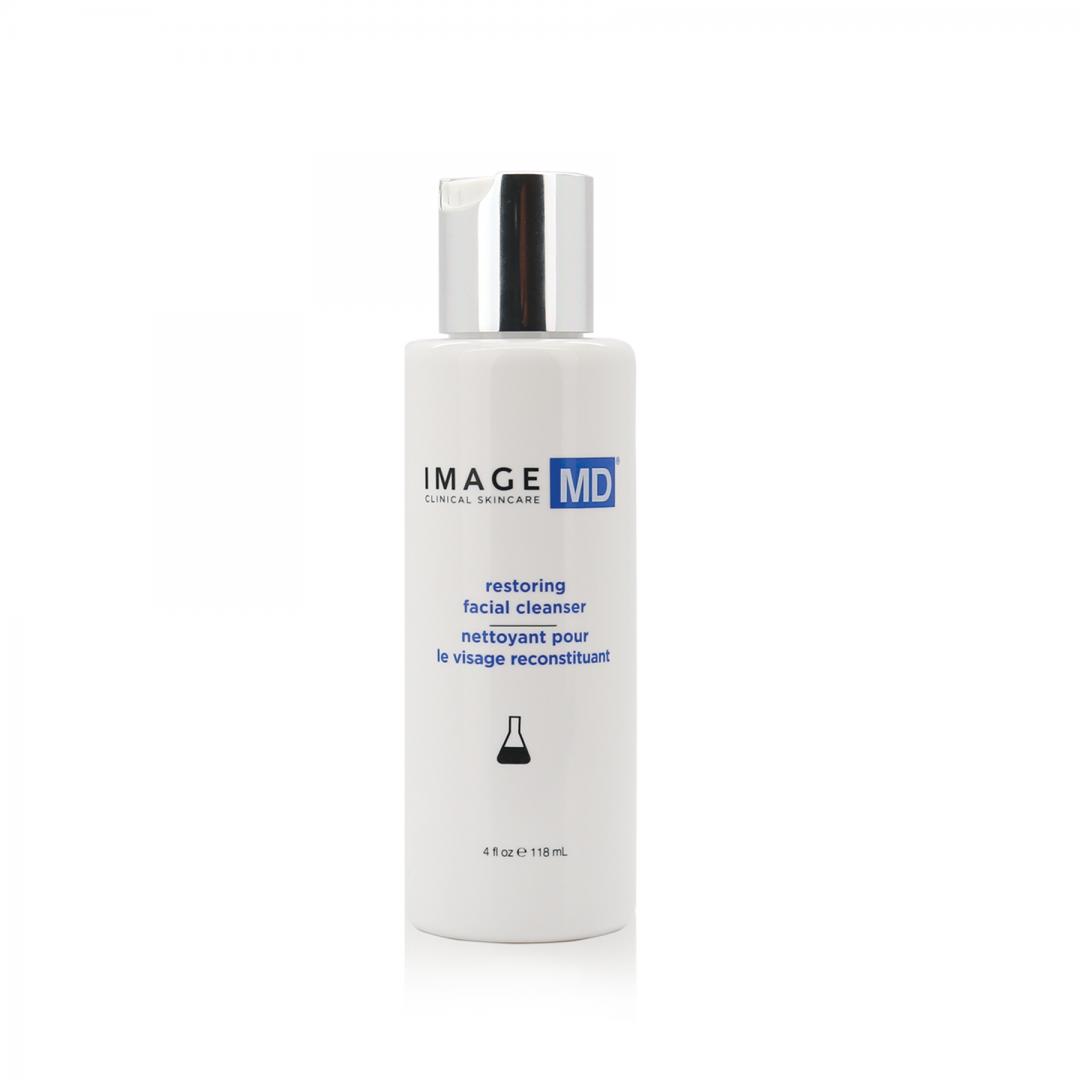 MD Restoring Facial Cleanser IMAGE Skincare VIVE huidtherapie Beste reiniger voor acne