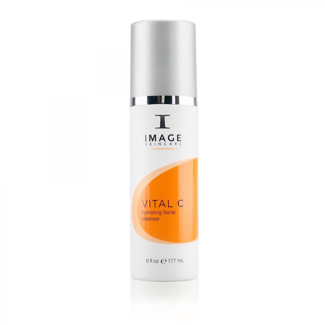 VITAL C Hydrating Facial cleanser IMAGE Skincare | VIVE Huidtherapie