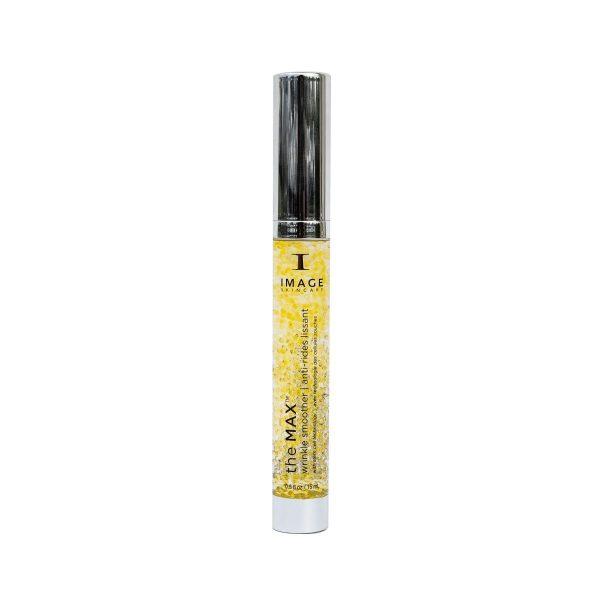 IMAGE Skincare the MAX Wrinkle Smoother, serum voor het verminderen van expressielijntjes op voorhoofd en rond ogen