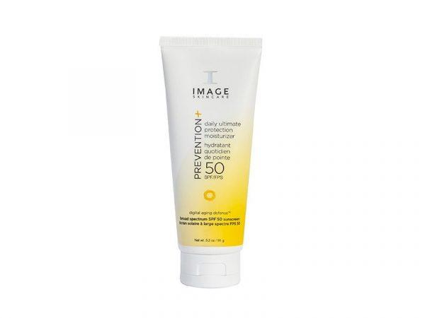Prevention Daily Ultimate Moisturizer SPF 50 IMAGE Skincare VIVE Huidtherapie   dagcreme droge huid