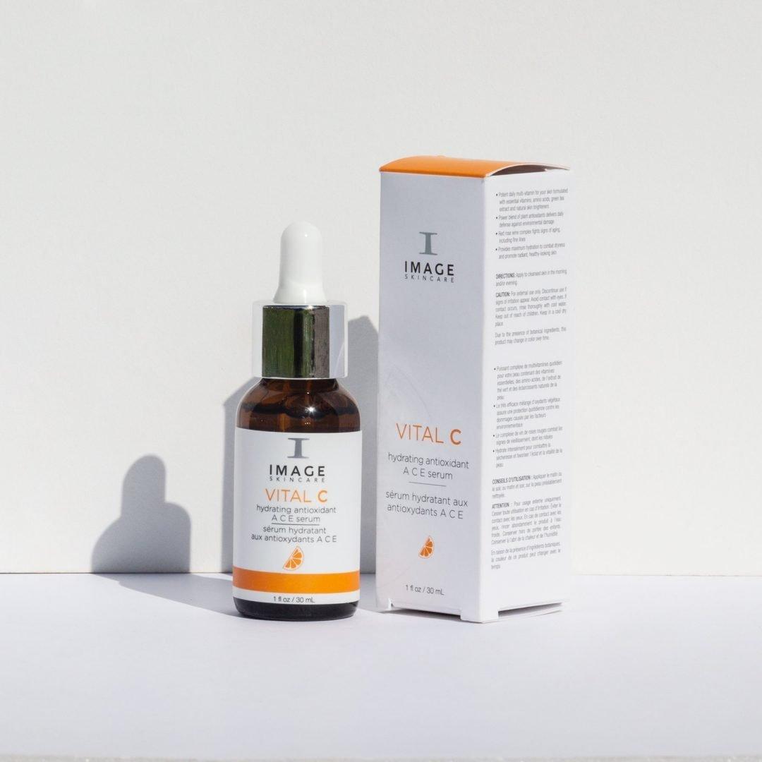 VITAL C Hydrating Antioxidant ACE serum IMAGE Skincare VIVE Huidtherapie