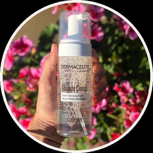 Dermaceutic Advanced cleanser elk huidtype, acne, pigment rimpels droog