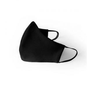 Zijden mondkapje gezichtsmasker voorkomt maskne acne door mondkapje VIVE Huidtherapie huidvriendelijk mondmasker