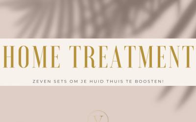 Home treatment, hoe verbeter ik mijn huid vanuit huis?