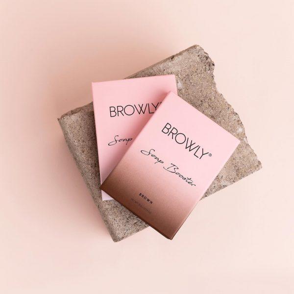 Browly brow soap VIVE huidtherapie