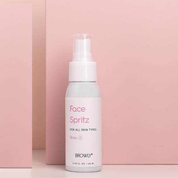 Browly Face spritz VIVE huidtherapie