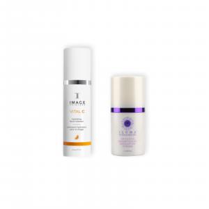 CleanserIMAGE Skincare Powerduo - Healthy Glow
