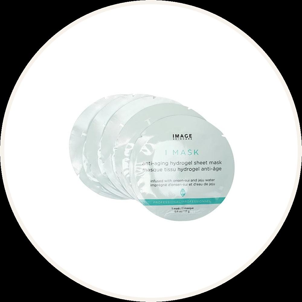 IMAGE Skincare I MASK – Anti-Aging Hydrogel Sheet Mask (1st.)